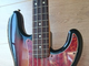 Fender Japan Presicion Bass PB-62 Sunburst