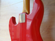 Fender Japan Jazz Bass Red - Ясеневый!